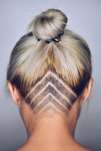 Extreme Undercut Tattoos Ideas picture 3