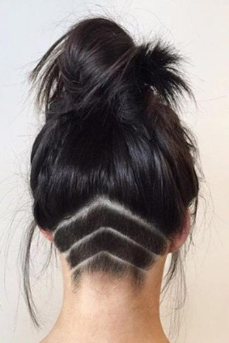 Extreme Undercut Tattoos Ideas picture 4