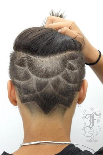 Extreme Undercut Tattoos Ideas picture 5