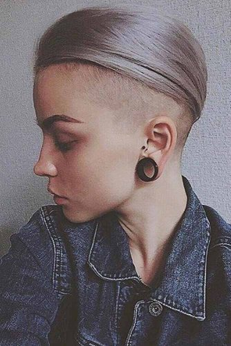 Cool Ideas for Cute Undercut picture 5