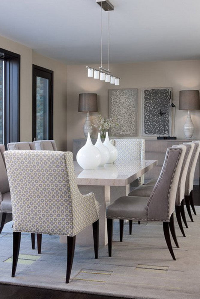 Add Print Accents With Pictures And Furniture #picturesdecor