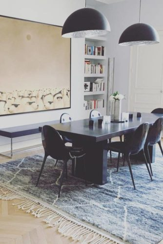 21 Cozy Dining Room Ideas