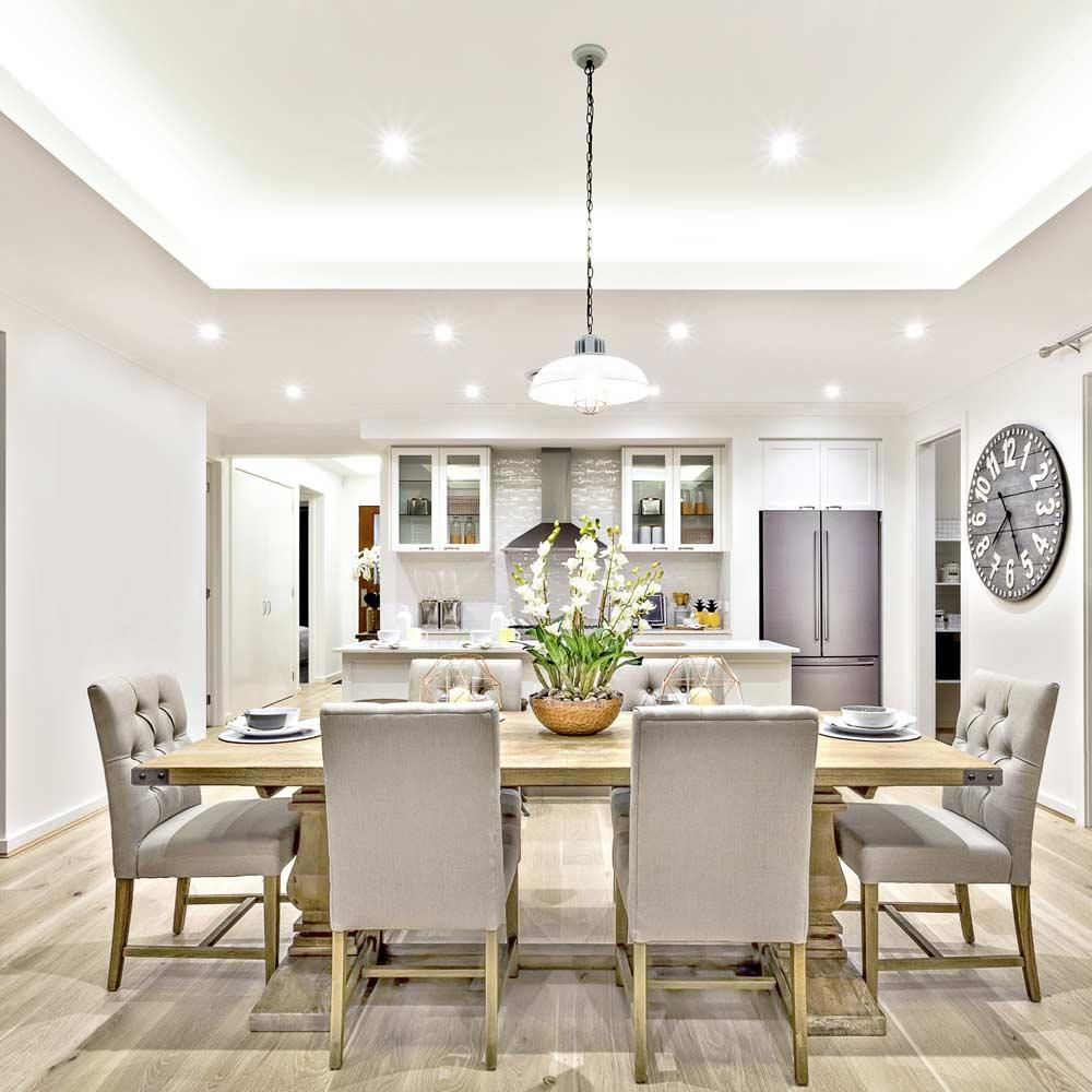Classy Designed Dining Room