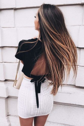 27 Ways to Wear Crop Tops - Fashion in 2016