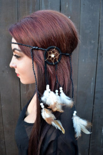 21 Impression Looks With Dreamcatcher Headband