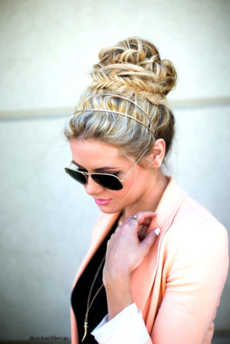 Beautiful and Easy Hairstyles for Long Hair picture 1