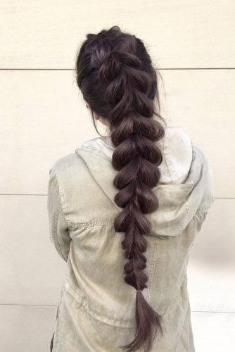 Simple Hairstyles for Long Hair picture 1