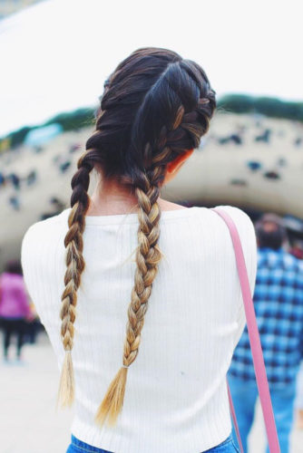 Simple Hairstyles for Long Hair picture 3
