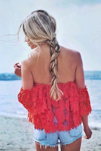 Simple Hairstyles for Long Hair picture 4