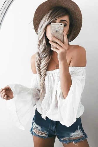 Simple Hairstyles for Long Hair picture 6
