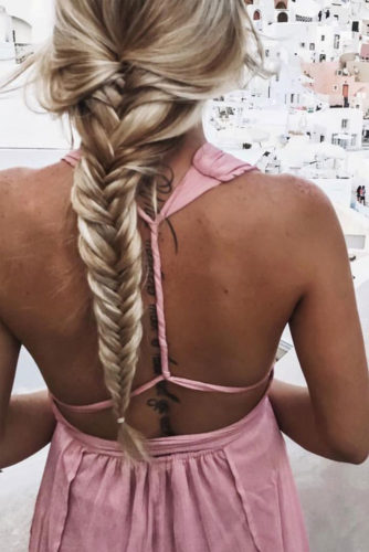 Cute Travel Hairstyles for Long Hair picture 2