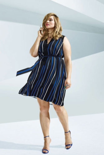 24 Girls Who Are Not Scared To Show Off In Plus Size Dresses In The