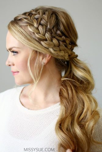 27 Sexy Hair Braids You'll Love - Festival Style That Turn Heads