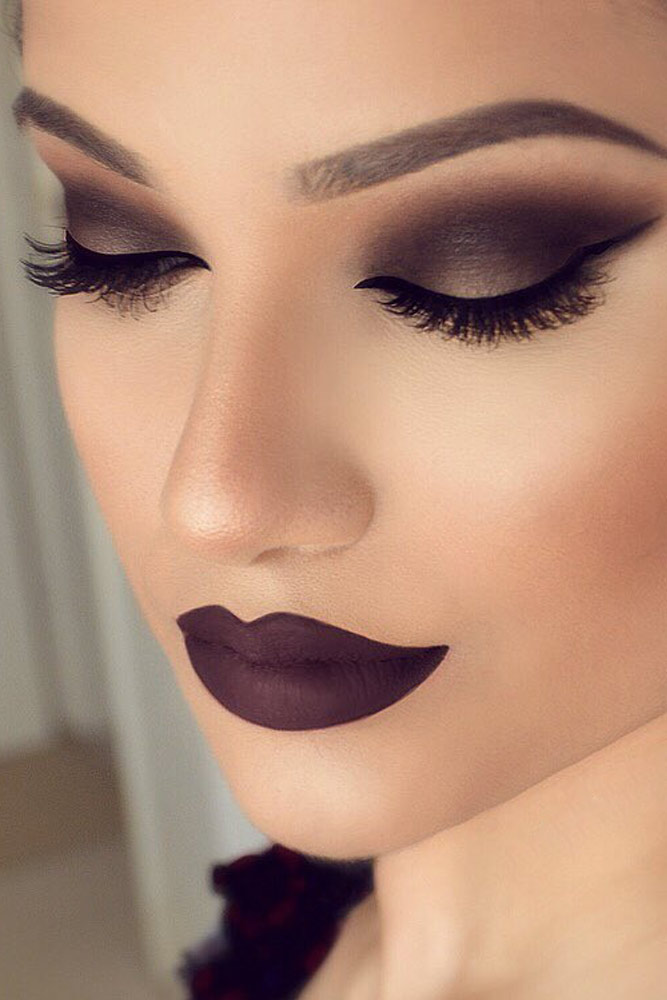 Sexy Smokey Eye Makeup Ideas picture 2