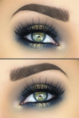 Sexy Smokey Eye Makeup Ideas to Help You Catch His Attention