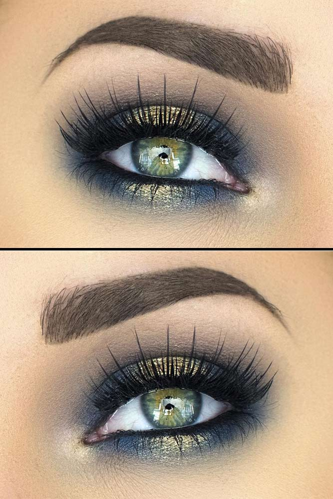 Pretty Smokey Eye Makeup Ideas picture 1