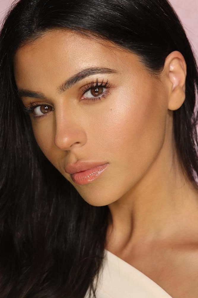 Natural Makeup for Brown Eyes picture 4
