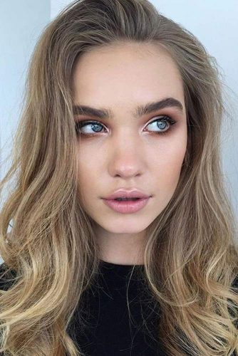 Natural Makeup for Blue Eyes picture 5