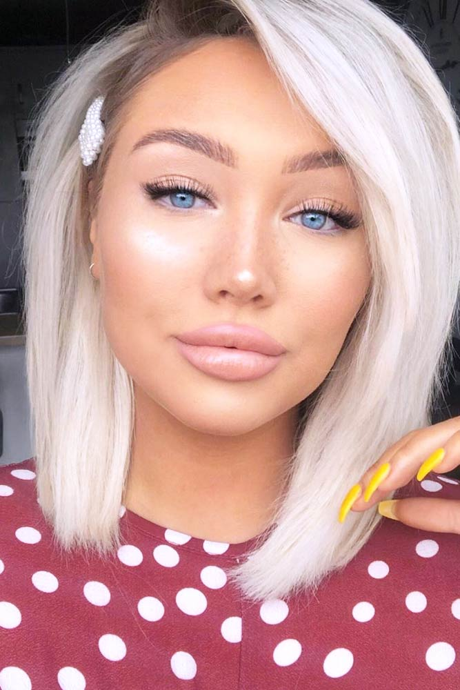 Natural Makeup For Girls With Blue Eyes #smudgeeyeline