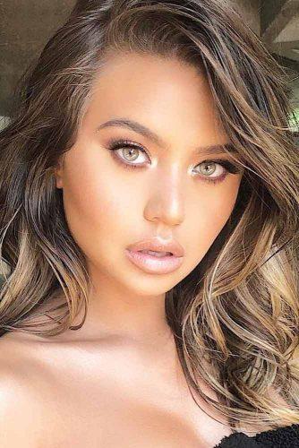 Amazing No Makeup Makeup #easymakeup #everydaymakeup