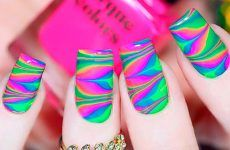 Amazing Rainbow Nails To Make You Smile