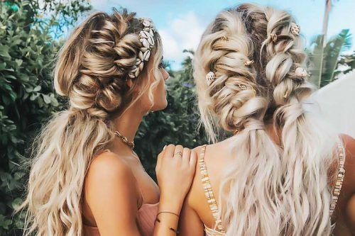 Sexy Hair Braids You'll Love - Festival Style That Turn Heads