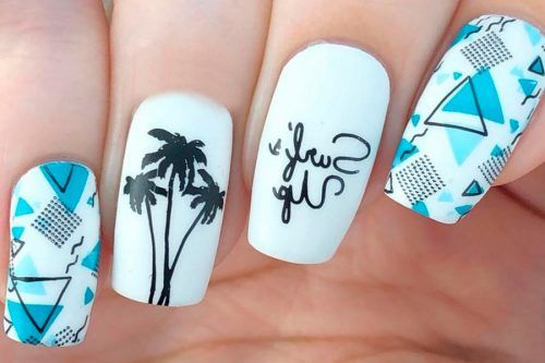 Summer Nail Designs You Should Try in August
