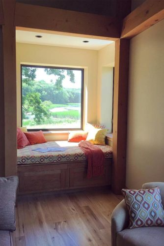 27 Inspirational Ideas for Cozy Window Seat