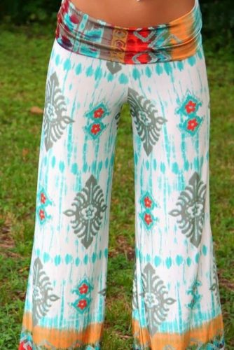 Cute Color Pants for Yoga picture 2
