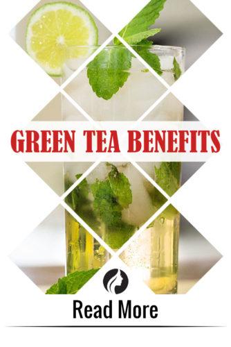 14 Surprising Health Benefits of Green Tea