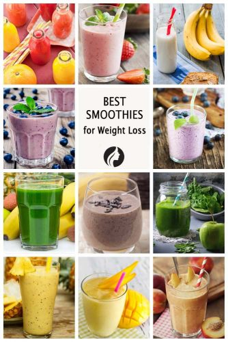 Best Weight Loss Smoothie Recipes That You Must Include in Your Diet