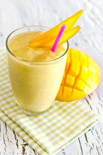 Mango Smoothie Surprise