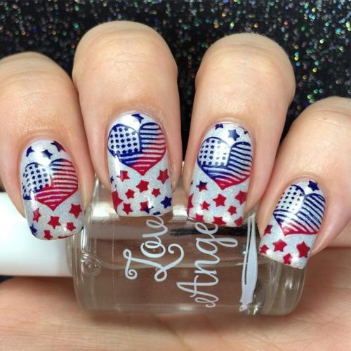 Pretty Nail Designs for Labor Day picture 6