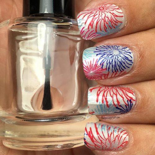Pretty Nail Designs for Labor Day picture 4