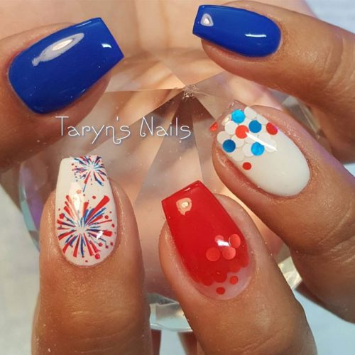 Pretty Nail Designs for Labor Day picture 5