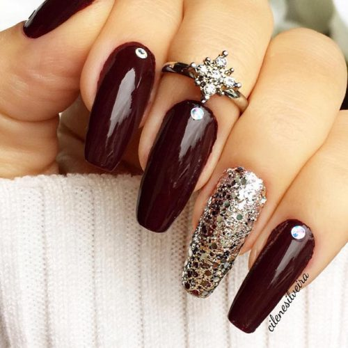 Pretty Fall Nail Designs picture 1