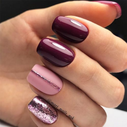 Beautiful Fall Manicure Ideas