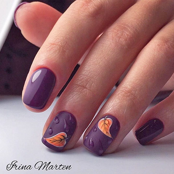 Popular Fall Nail Designs picture 3