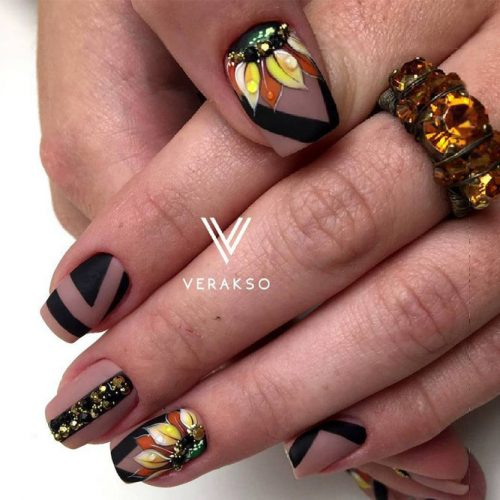 Popular Fall Nail Designs picture 1
