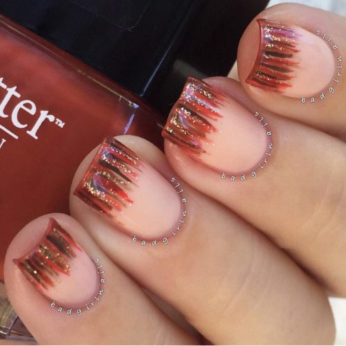 Cute Nails Designs to Try This Fall picture 2