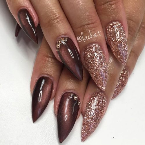 Pretty Fall Nail Designs picture 3