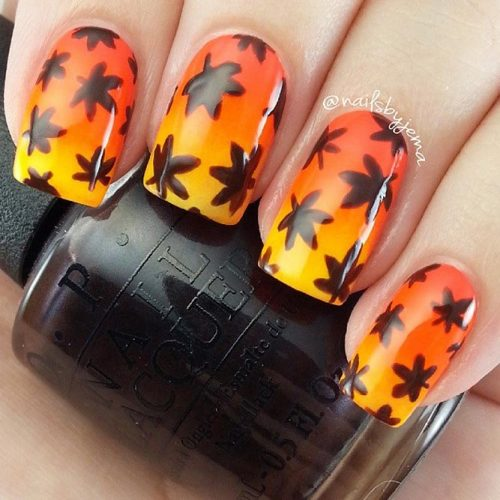 Cute Nails Designs to Try This Fall picture 1