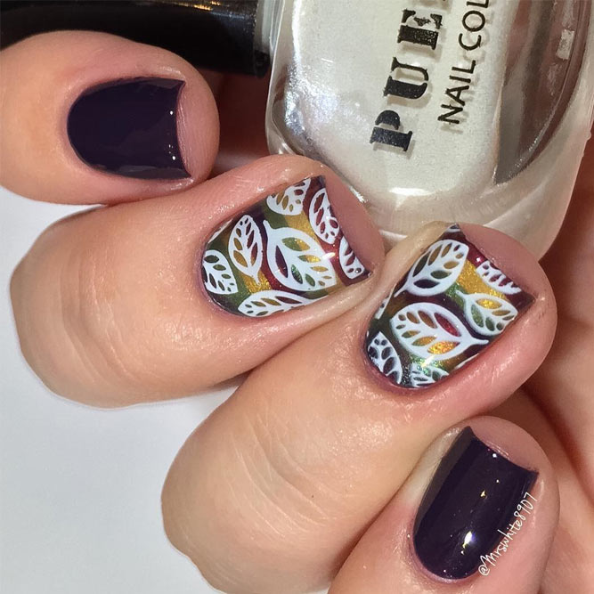 Fresh Fall Nail Designs picture 3