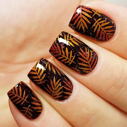 Pretty Fall Nail Designs picture 2