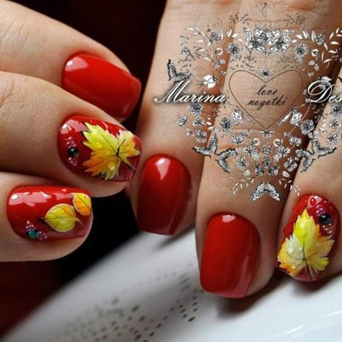 Fresh Fall Nail Designs picture 1
