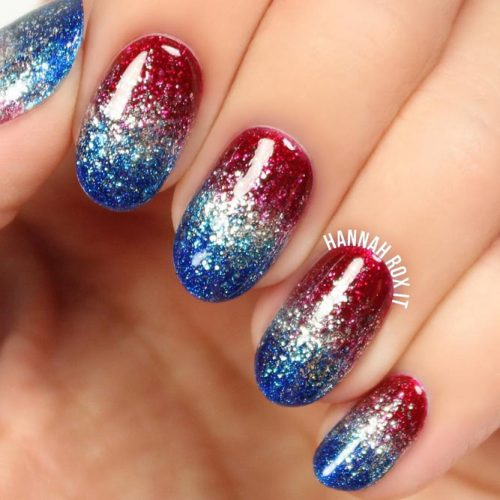 Fun Nail Designs for Perfect Labor Day Look picture 6