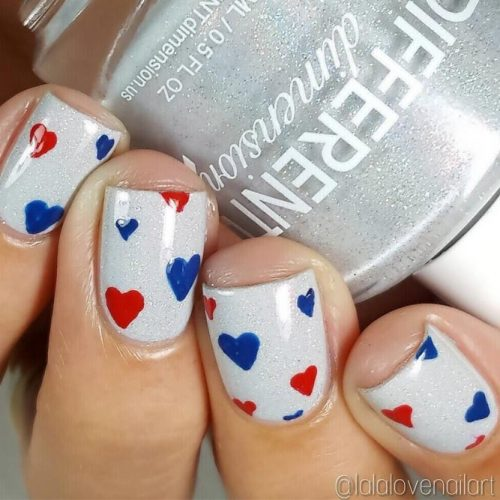 Fun Nail Designs for Perfect Labor Day Look picture 3