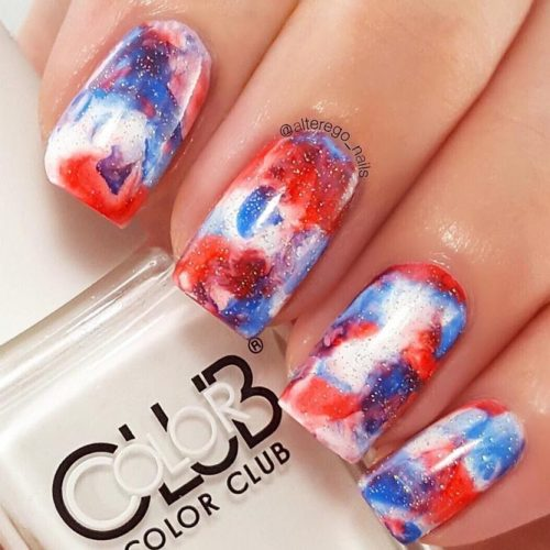 Fun Nail Designs for Perfect Labor Day Look picture 5
