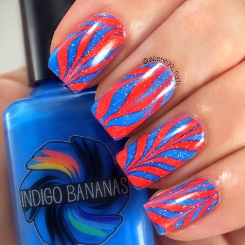 Fun Nail Designs for Perfect Labor Day Look picture 4