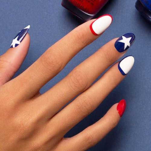 Fun Nail Designs for Perfect Labor Day Look picture 1